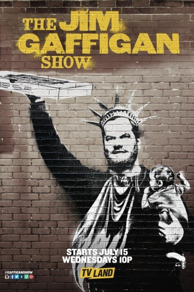 Caratula, cartel, poster o portada de The Jim Gaffigan Show