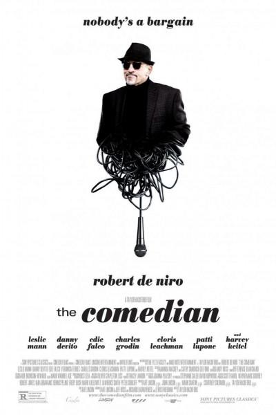 Caratula, cartel, poster o portada de The Comedian