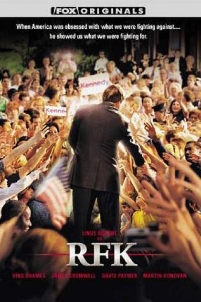 Caratula, cartel, poster o portada de RFK