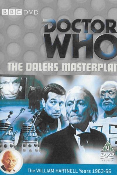 Caratula, cartel, poster o portada de Doctor Who: The Daleks\' Master Plan