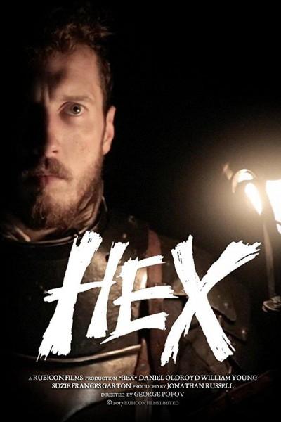 Caratula, cartel, poster o portada de Hex