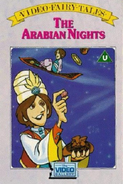 Caratula, cartel, poster o portada de Arabian Nights
