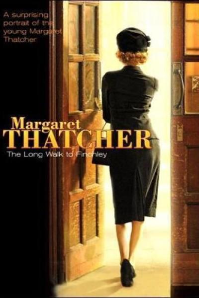Caratula, cartel, poster o portada de Margaret Thatcher: El largo camino hacia Finchley
