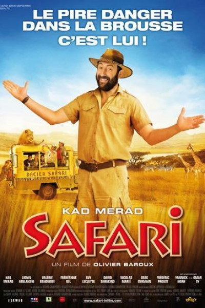 Caratula, cartel, poster o portada de Safari