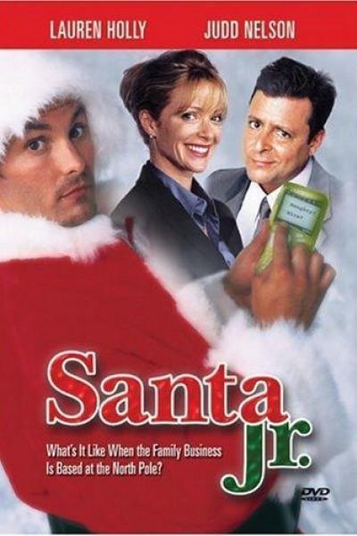 Caratula, cartel, poster o portada de Santa Jr.