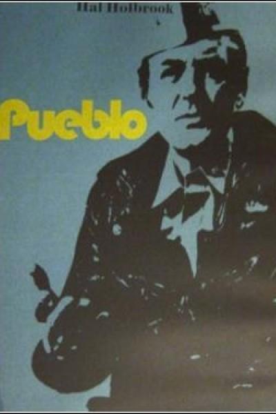 Caratula, cartel, poster o portada de Pueblo