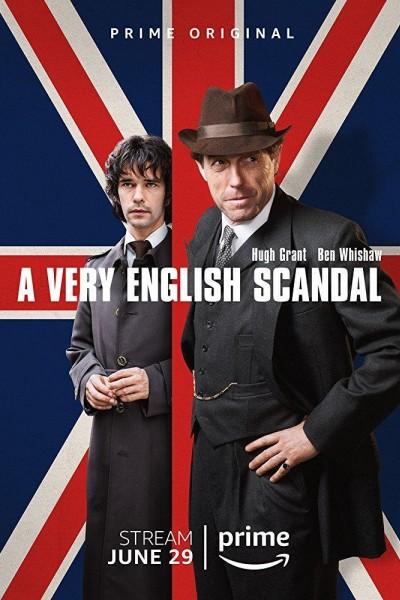 Caratula, cartel, poster o portada de A Very English Scandal