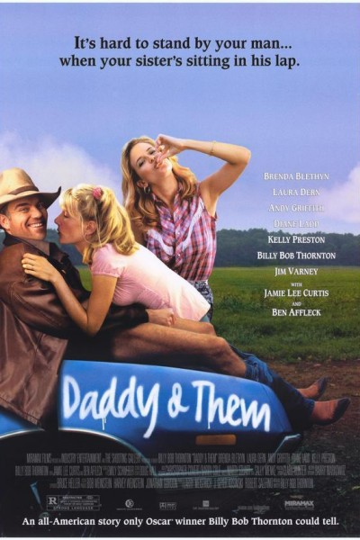 Caratula, cartel, poster o portada de Daddy and Them