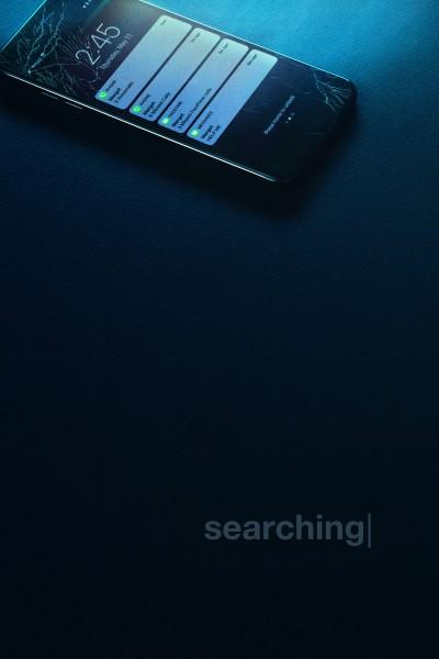 Caratula, cartel, poster o portada de Searching