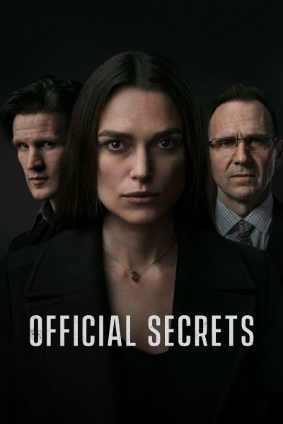 Caratula, cartel, poster o portada de Secretos de Estado