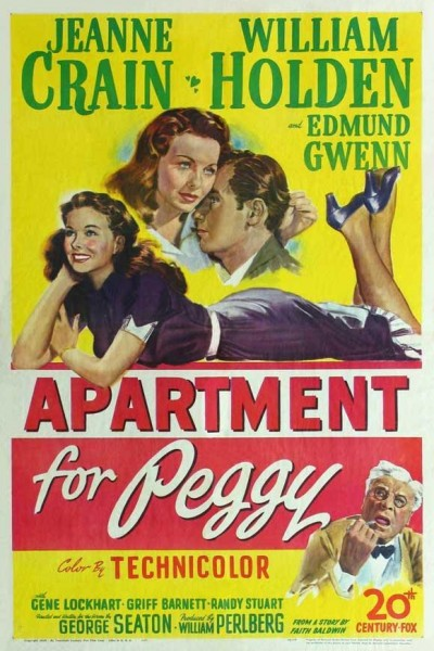 Caratula, cartel, poster o portada de Apartamento para Peggy