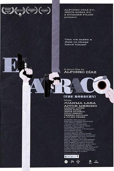 Caratula, cartel, poster o portada de El atraco