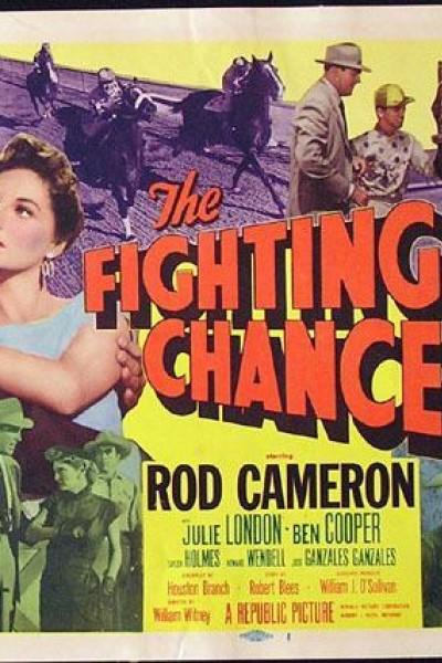 Caratula, cartel, poster o portada de The Fighting Chance