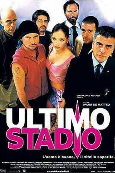 Caratula, cartel, poster o portada de Ultimo stadio