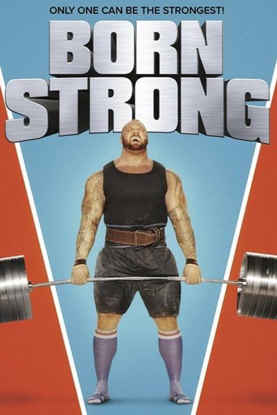 Caratula, cartel, poster o portada de Born Strong