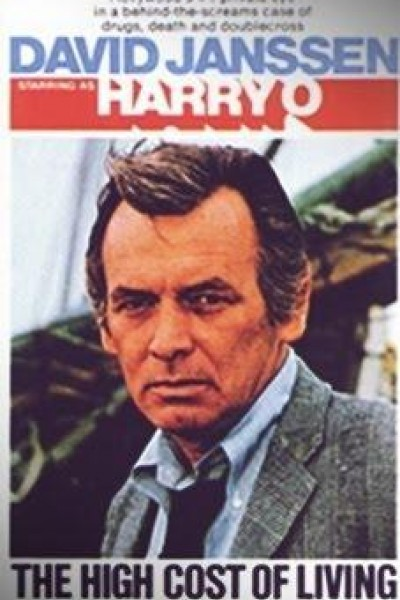 Caratula, cartel, poster o portada de Harry O