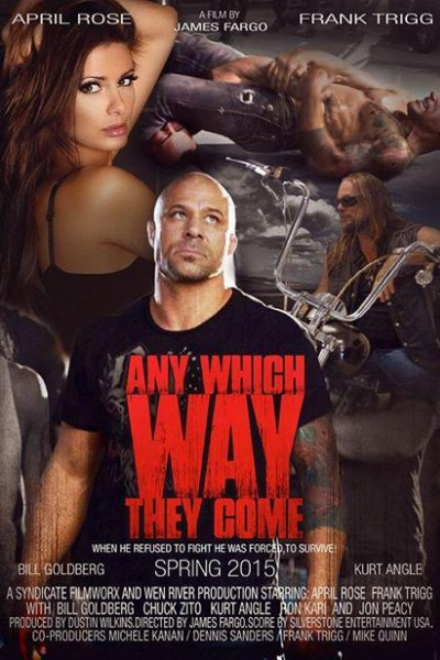 Caratula, cartel, poster o portada de Any Which Way They Come