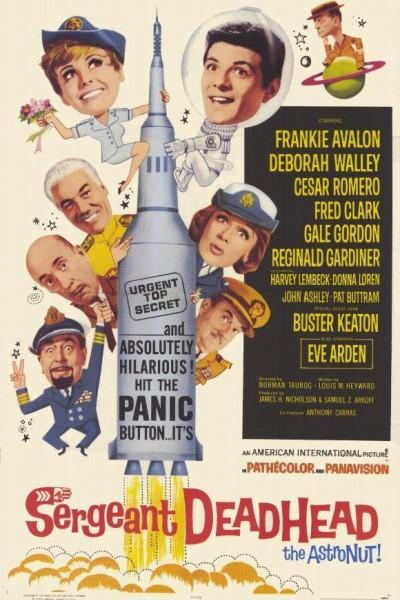 Caratula, cartel, poster o portada de Sergeant Dead Head