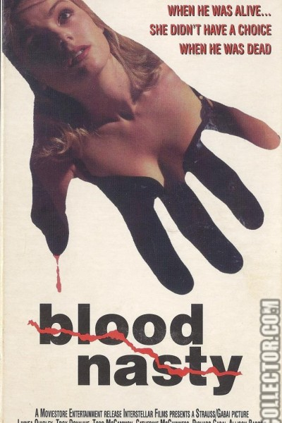 Caratula, cartel, poster o portada de Maldad sangrienta