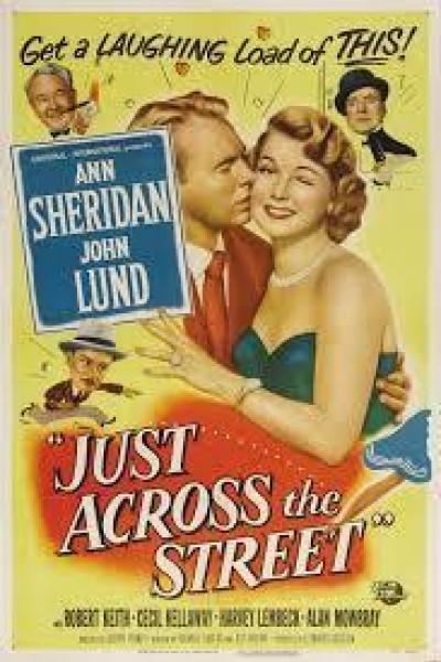 Caratula, cartel, poster o portada de Just Across the Street