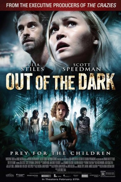 Caratula, cartel, poster o portada de Out of the Dark
