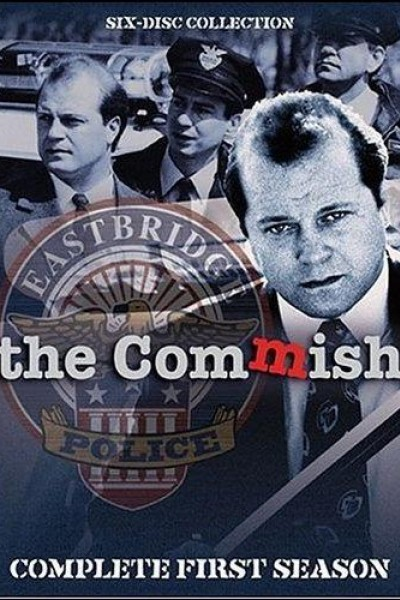 Caratula, cartel, poster o portada de The Commish