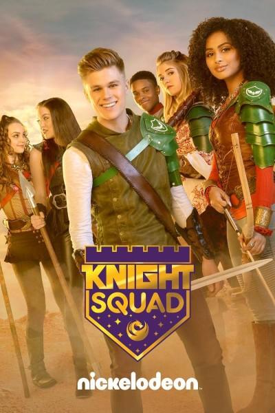 Caratula, cartel, poster o portada de Knight Squad: Academia de Caballería