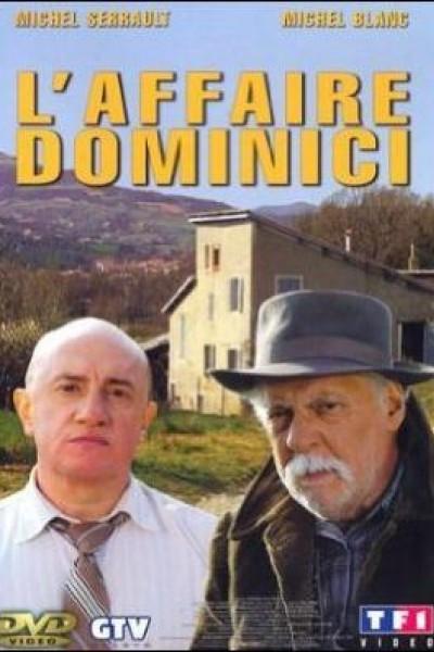 Caratula, cartel, poster o portada de El caso Dominici