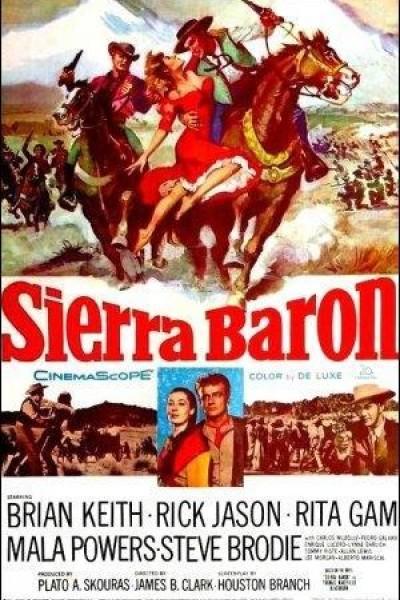 Caratula, cartel, poster o portada de Sierra Barón