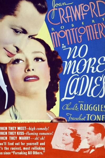 Caratula, cartel, poster o portada de No más mujeres