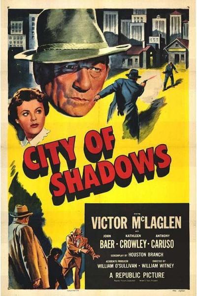 Caratula, cartel, poster o portada de City of Shadows
