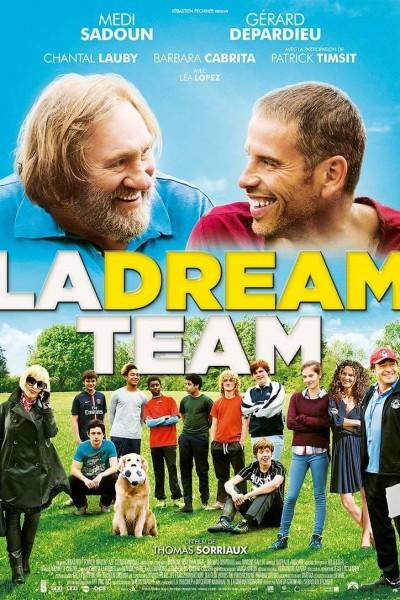 Caratula, cartel, poster o portada de La Dream Team