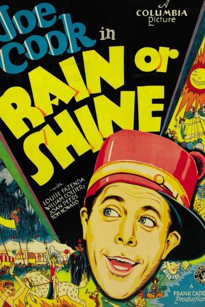 Caratula, cartel, poster o portada de Pasa el circo
