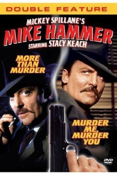 Caratula, cartel, poster o portada de Murder Me, Murder You