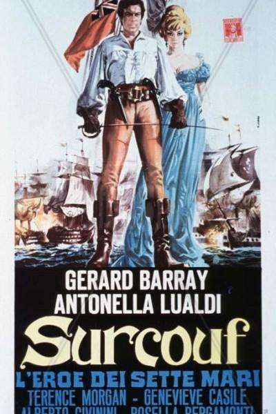 Caratula, cartel, poster o portada de El tigre de los siete mares