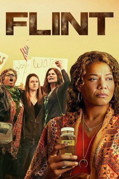 Caratula, cartel, poster o portada de Flint