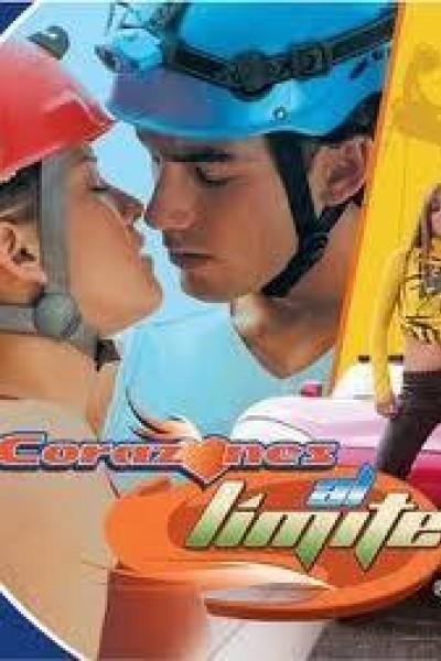 Caratula, cartel, poster o portada de Corazones al límite