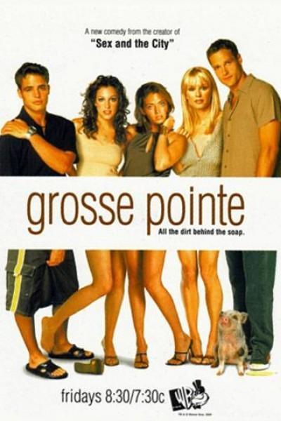 Caratula, cartel, poster o portada de Grosse Pointe