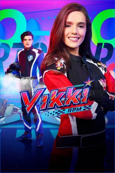 Caratula, cartel, poster o portada de Vikki RPM