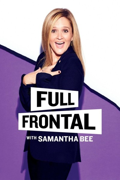 Caratula, cartel, poster o portada de Full Frontal with Samantha Bee