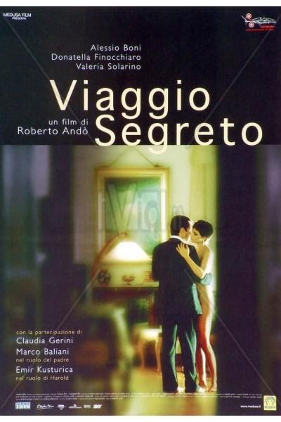 Caratula, cartel, poster o portada de Viaggio segreto