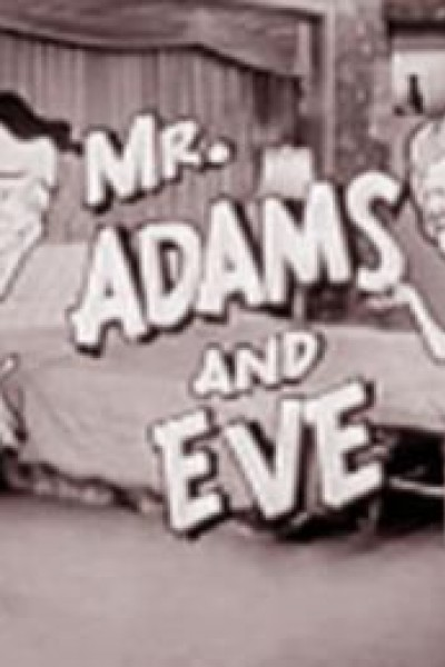 Caratula, cartel, poster o portada de Mr. Adams and Eve