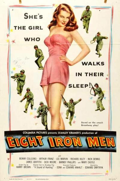 Caratula, cartel, poster o portada de Eight Iron Men