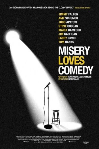 Caratula, cartel, poster o portada de Misery Loves Comedy
