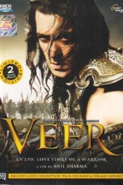 Caratula, cartel, poster o portada de Veer