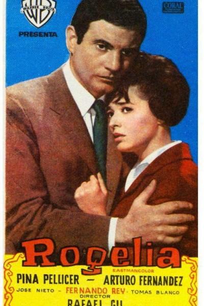 Caratula, cartel, poster o portada de Rogelia