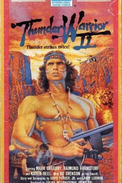 Caratula, cartel, poster o portada de Thunder 2