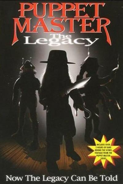Caratula, cartel, poster o portada de Puppet Master: The Legacy