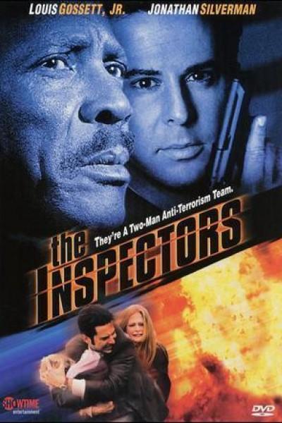 Caratula, cartel, poster o portada de Inspectores