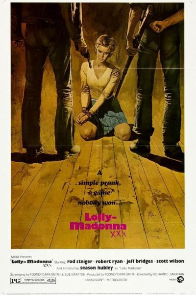 Caratula, cartel, poster o portada de Lolly-Madonna XXX